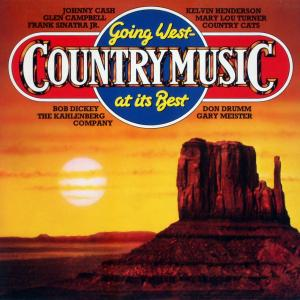 Various - Going West (Country Music At Its Best) [LP]