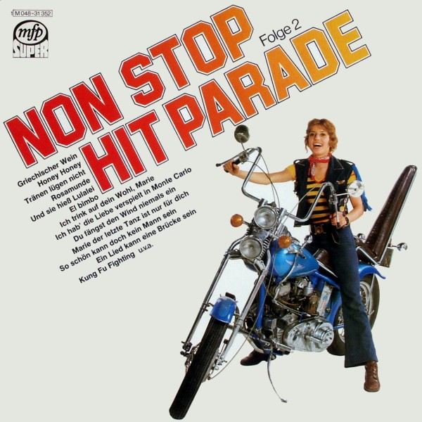 Various - Non Stop Hit Parade Folge 2 [LP] 0