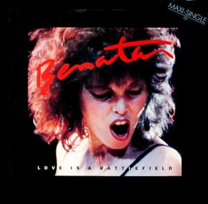 "Benatar, Pat - Love Is A Battlefield [12"" Maxi]"