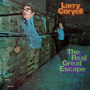 Coryell, Larry - The Real Great Escape [LP]