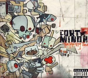 Fort Minor - The Rising Tied [CD]