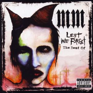 Marilyn Manson - Lest We Forget - The Best Of [CD]