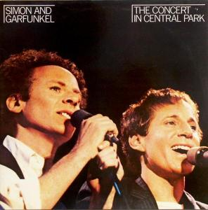 Simon & Garfunkel - The Concert In Central Park [LP]