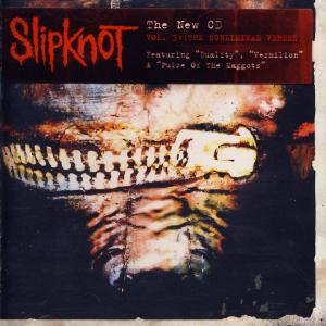 Slipknot - Vol. 3 (The Subliminal Verses) [CD]