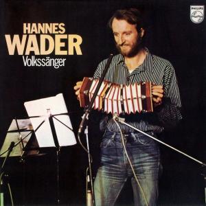 Wader, Hannes - Volkssänger [LP]