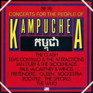 Various - Concerts For The People Of Kampuchea [LP]