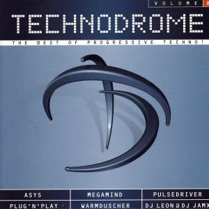 Various - Technodrome Volume 2 [CD]