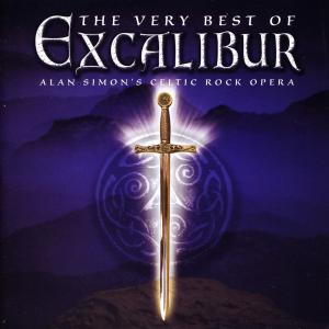 Simon, Alan - The Very Best Of Excalibur [CD]