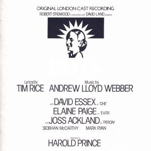 Various - Evita Original London Cast Recording [CD]