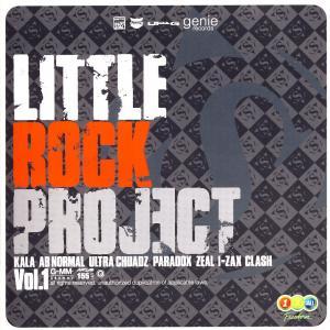 Various - Little Rock Project. Vol. 1 [CD]