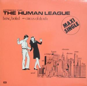 """Human League - Being Boiled [12"""" Maxi]"""