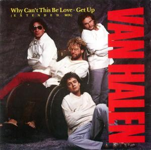 "Van Halen - Why Can't This Be Love [12"" Maxi]"