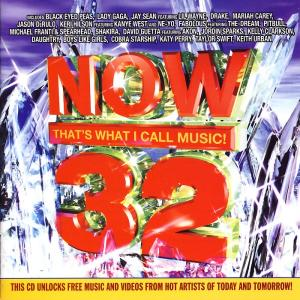 Various - Now That's What I Call Music 32 [CD]