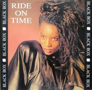 "Black Box - Ride On Time [12"" Maxi]"