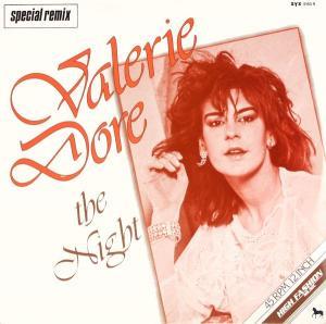 "Dore, Valerie - The Night Special Remix [12"" Maxi]"