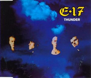 East 17 - Thunder [CD-Single]