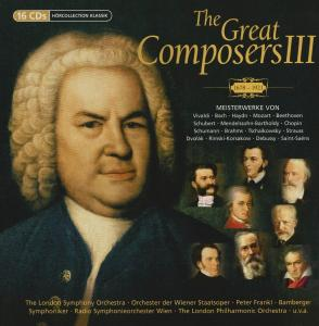 Various - The Great Composers III [CD Boxset]