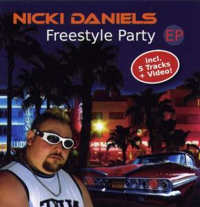 Daniels, Nicki - Freestyle Party EP [CD-Single]