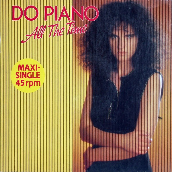 "Do Piano - All The Time [12"" Maxi] 0"