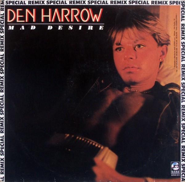 """Harrow, Den - Mad Desire Special Remix [12"""" Maxi] 0"""