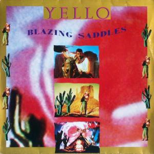 "Yello - Blazing Saddles [12"" Maxi]"