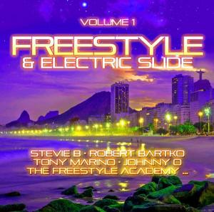 Various - Freestyle & Electric Slide Vol. 1 [CD]