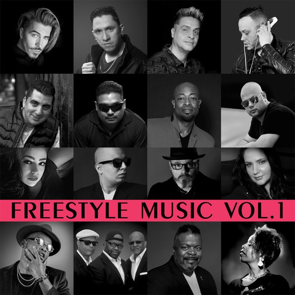 Various - Freestyle Music Vol. 1 [LP] 0