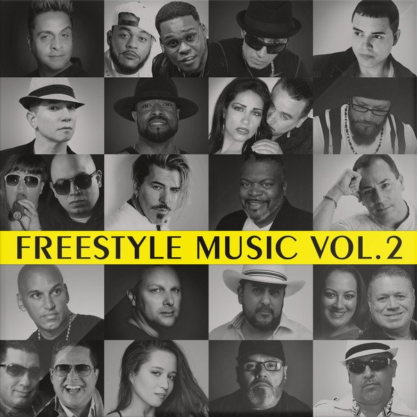 Various - Freestyle Music Vol. 2 [LP] 0