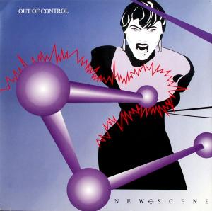"""New Scene - Out Of Control [12"""" Maxi]"""