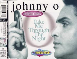 O., Johnny - Take Me Through The Night [CD-Single]