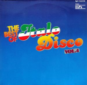 Various - The Best Of Italo Disco Vol. 4 [LP]