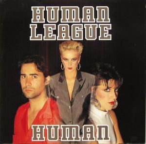"""Human League - Human [12"""" Maxi]"""