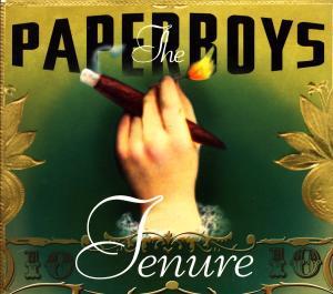 Paperboys - Tenure [CD]
