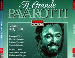 Pavarotti, Luciano - Il Grande Pavarotti - Verdi Requiem [CD]