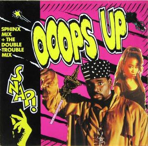 "Snap - Ooops Up Sphinx-Mix [12"" Maxi]"