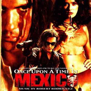 Various - Once Upon A Time In Mexico [CD]