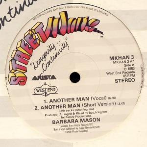 "Mason, Barbara - Another Man [12"" Maxi]"
