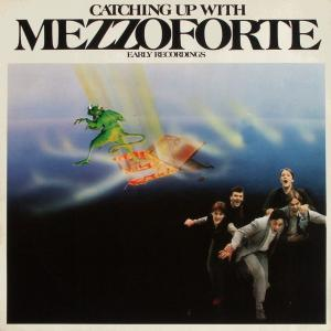 Mezzoforte - Catching Up With Mezzoforte [LP]