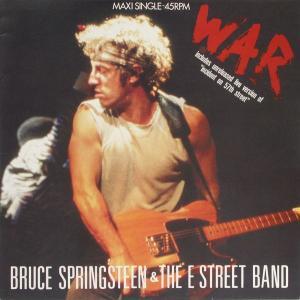 """Springsteen, Bruce - War [12"""" Maxi]"""