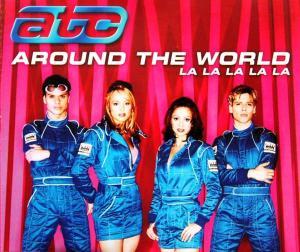 ATC - Around The World (La La La La La) [CD-Single]
