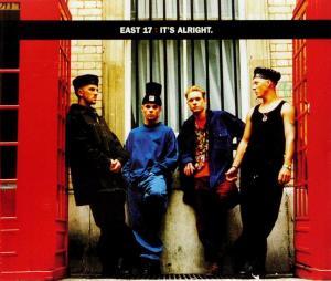East 17 - It's Alright [CD-Single]