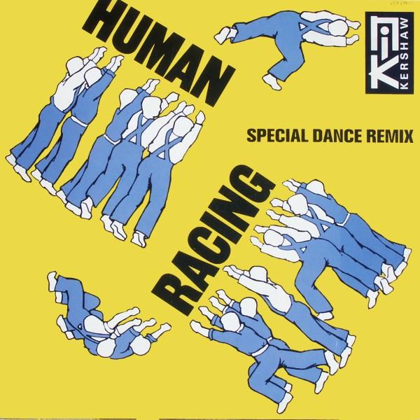 "Kershaw, Nik - Human Racing [12"" Maxi] 0"