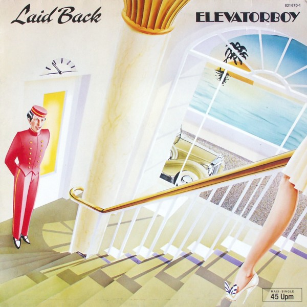 "Laid Back - Elevatorboy [12"" Maxi] 0"