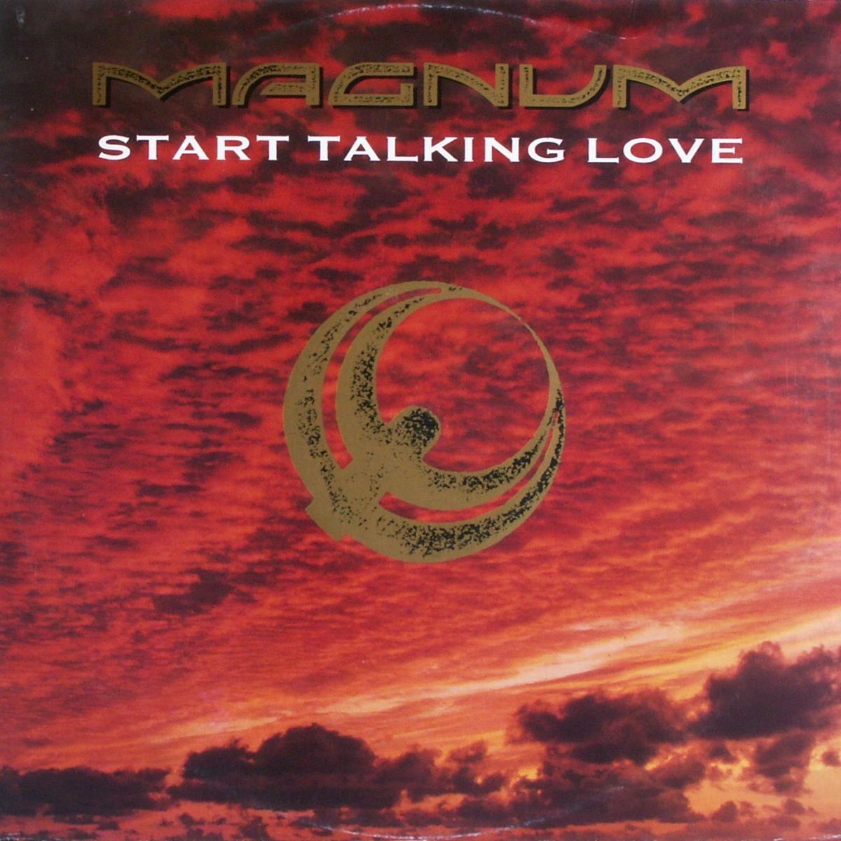 """Magnum - Start Talking Love [12"""" Maxi] 0"""