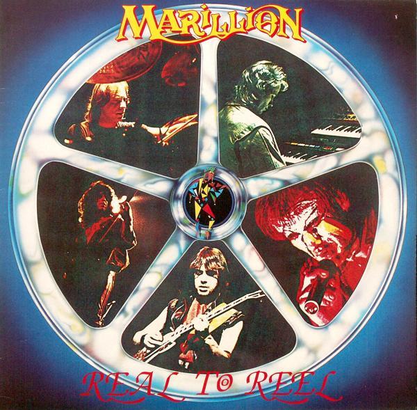 Marillion - Real To Reel [LP] 0