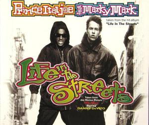 Prince Ital Joe feat. Marky Mark - Life In The Streets [CD-Single]