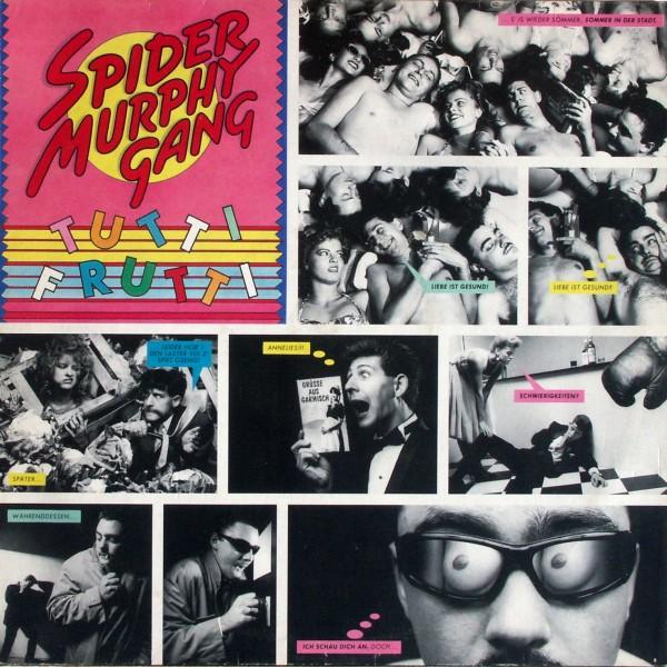Spider Murphy Gang - Tutti Frutti [LP] 0