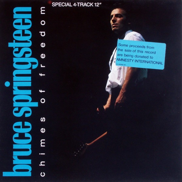 """Springsteen, Bruce - Chimes Of Freedom [12"""" Maxi] 0"""