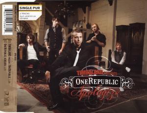 Timbaland pres. OneRepublic - Apologize [CD-Single]