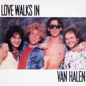 """Van Halen - Love Walks In [12"""" Maxi]"""